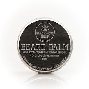 Blackwood Hemp Beard Balm - Natural Hemp Grooming Wax 2020