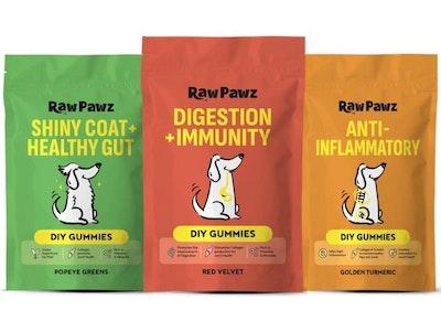 Raw Pawz Gummy Bundle Pack