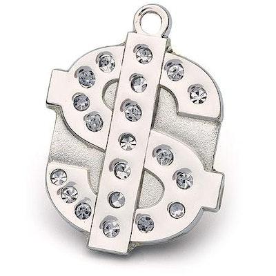 Hamish McBeth Dollar Bling Pet ID Tag