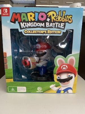 Mario + Rabbids Kingdom Battle Collections Edition