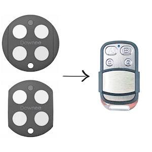 Remote Pro Downee GTX4 Compatible Remote