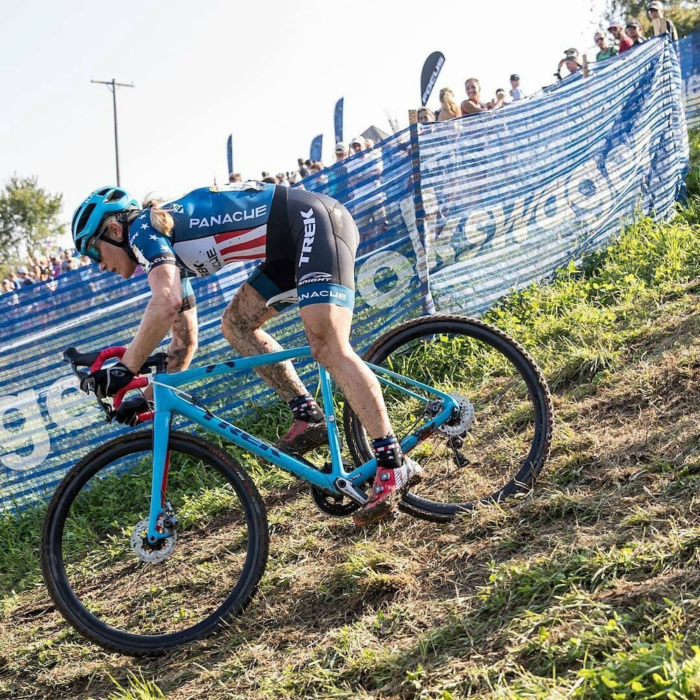 Katie Compton Wins Jingle Cross!