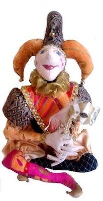 Bambole Designs TAMBALAY, Jester