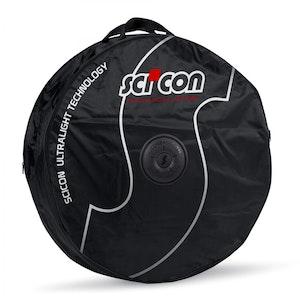 Scicon Double Wheel Bag Un-Padded