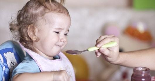 Feeding a Fussy Toddler