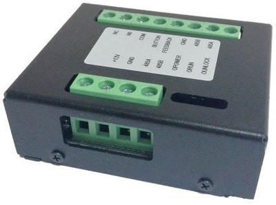 Dahua IP Intercom 2nd door access control module for VTO6210W - VTH1560W surface mount intercom kits