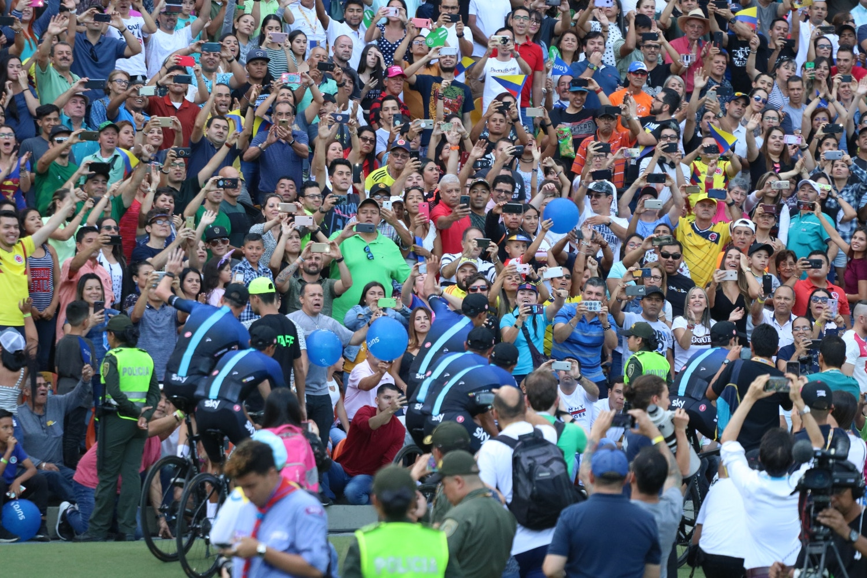 Nuestro Avance del Tour Colombia 2.1