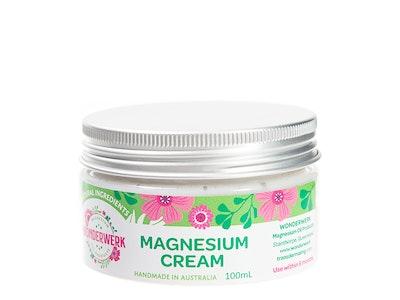 Wonderwerk Magnesium Products Magnesium Cream 100ml