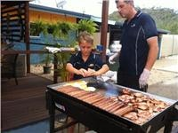 Kui member Bush Oasis Caravan Park meets over 50 needs close to Townsville attractions