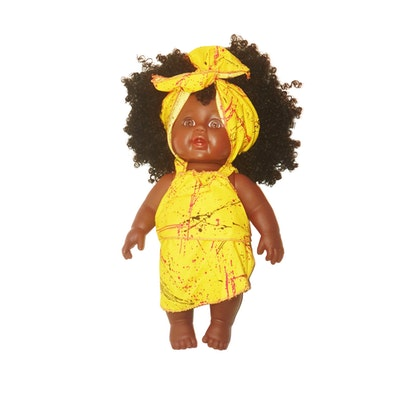 Designed by Florence Tiwonge Ena Doll
