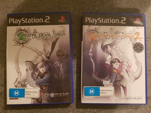 Digital Devil Saga 1&2 Playstation 2