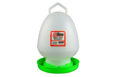 AGBOSS Green Ball Drinker - 2 Sizes