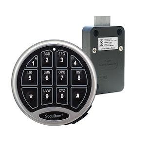 Securam Digital Motorised Bolt Electronic Safe Lock