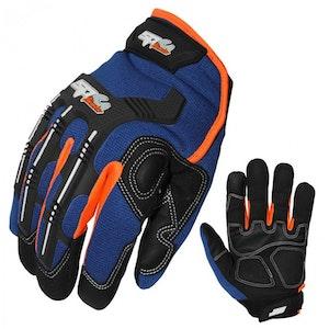 Impact Protection Gloves Mechanics