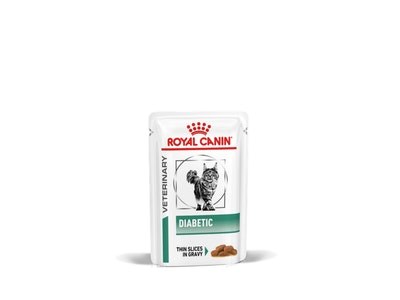 Royal Canin Veterinary Diet Cat Diabetic 12 x 85g