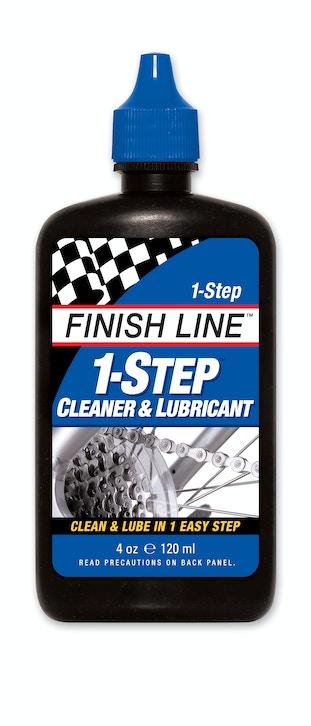 1-STEP CLEANER & LUBE 4oz (12), Chain Lubricants