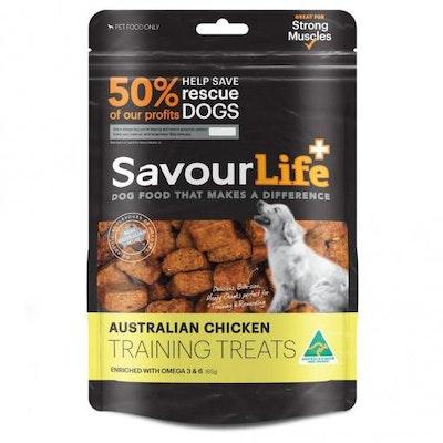Savourlife Australian Chicken Training Dog Treats 165G