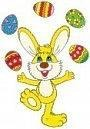 The GoSee Find the Easter Bunny Winners are -