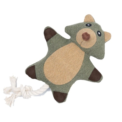 Troopets Raccoon Plush Toy