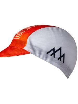 Band of Climbers Summit Cycling Cap - Orange