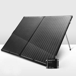 12V 300W Super Lightweight Folding Solar Panel Kit