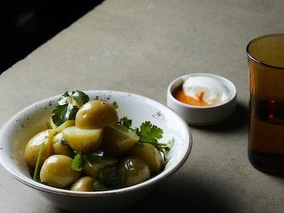 (Batata Harra) Spicy Potatoes