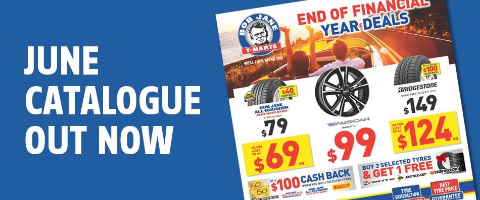 June Catalogue Bob Jane T-Marts