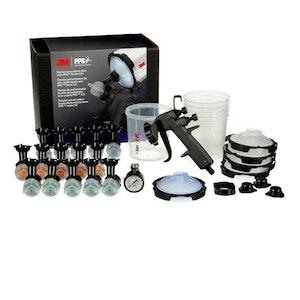3M 26778 Series 2.0 PPS Performance Spray Gun Starter Kit
