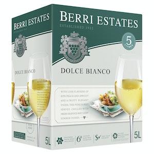 Berri Estates Dolce Bianco Cask 5L