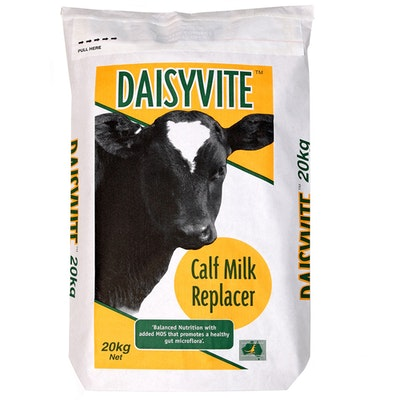 Barastoc Daisyvite Cow Calf Milk Replacer Energy Protein 20kg