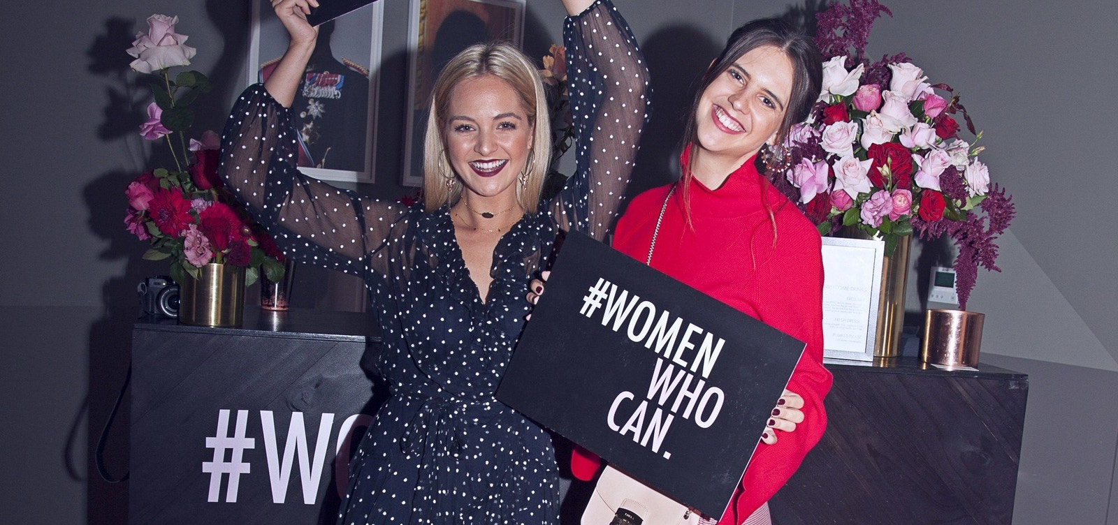 'WOMEN WHO CAN' CAMPAIGN BY KAREN MILLEN