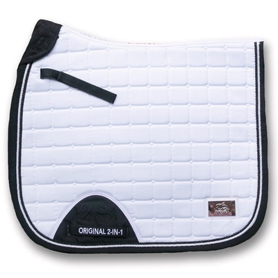2 in 1 Saddle Pad Dressage by Iconic Equestrian