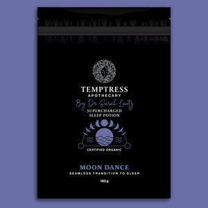 Temptress Apothecary Moon Dance - Seamless Transition to Sleep