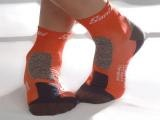 Santini Winter Meryl Socks Red