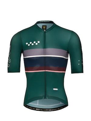 Pedla Heritage / LunaLUXE Jersey - Green