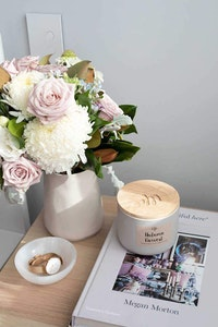 Autumn Harvest Canister Candle