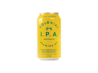 Colonial Brewing Co. IPA Can 375mL