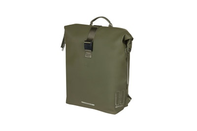 Basil Soho Backpack Moss Green 17L