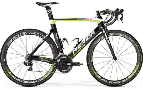 Merida Team Bike TDF