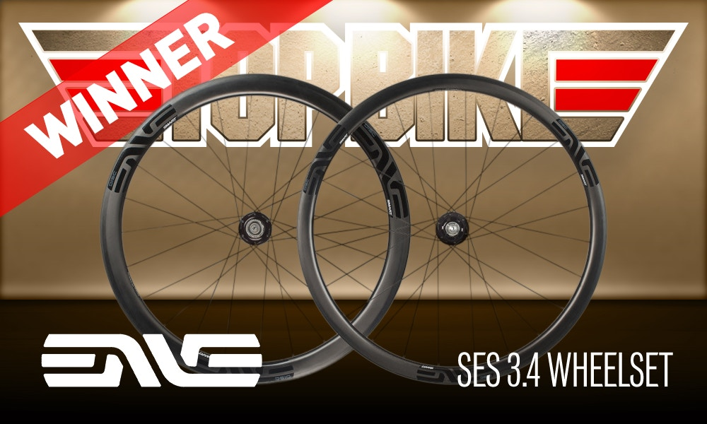 Top Bike Awards - ENVE SES 3.4 Wheel Set