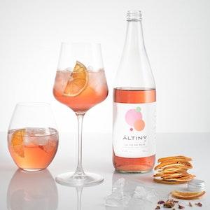 La Vie En Rose Non Alcoholic Sparkling (2, 6 or 12 bottles)