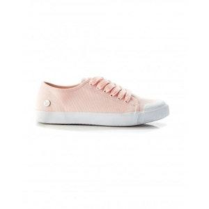 WALNUT EMPIRE CANVAS SNEAKER - Pale Pink