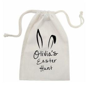 Personalised Name Easter Bag
