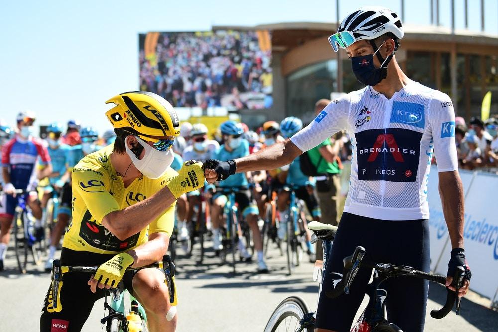 Caleb Ewan Toma su Segunda Etapa de Este año en Poitiers  - Etapa 11 del Tour de Francia
