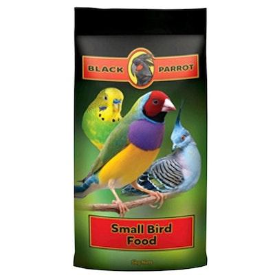 Laucke Mills Laucke Black Parrot Small Bird Protein & Energy Food 5kg
