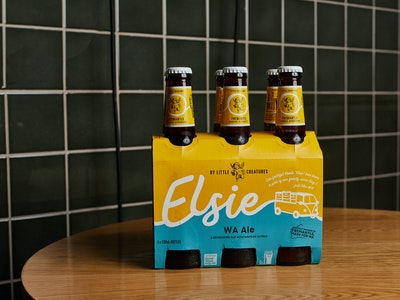Little Creatures Elsie Refreshing Ale 6 Pack