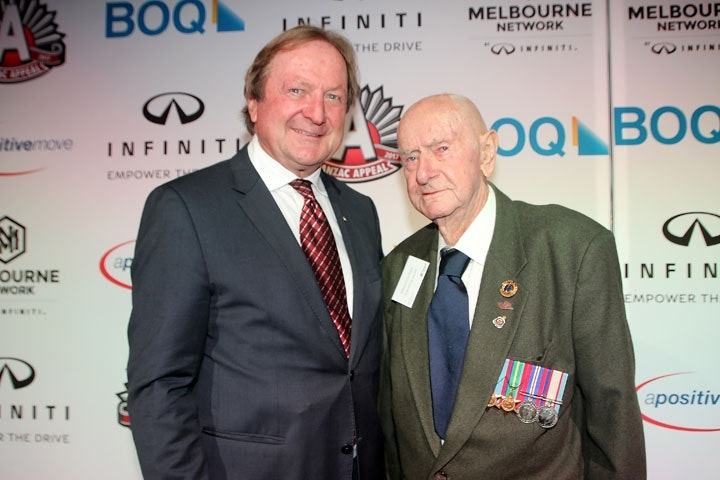 The Melbourne Network 'Spirit of Anzac Day' Luncheon