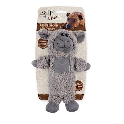 AFP All For Paws Cuddle Crackler Sheep