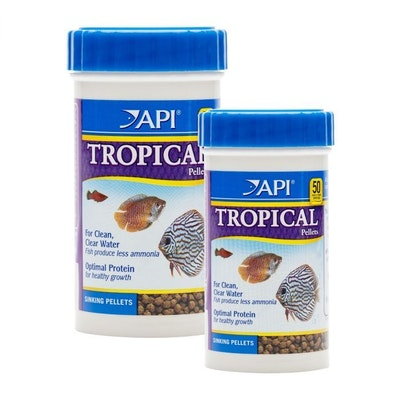 API Tropical Pellets 45G