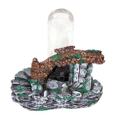 URS Dome Waterer w/ Bridge Reptile Accessory 24 x 21.5 x 20cm